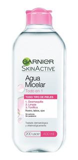 Agua Micelar Garnier Skin Active 400ml