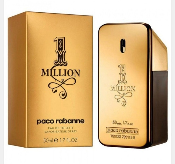 Perfume Million- Paco Rabanne