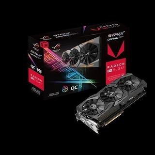 Asus Strix Amd Vega 56 Oc