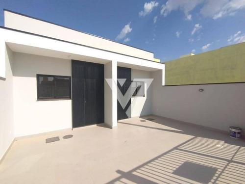 Imagem 1 de 13 de Casa Com 2 Dormitórios À Venda, Jardim Residencial Villagio Ipanema I - Sorocaba/sp - Ca1607