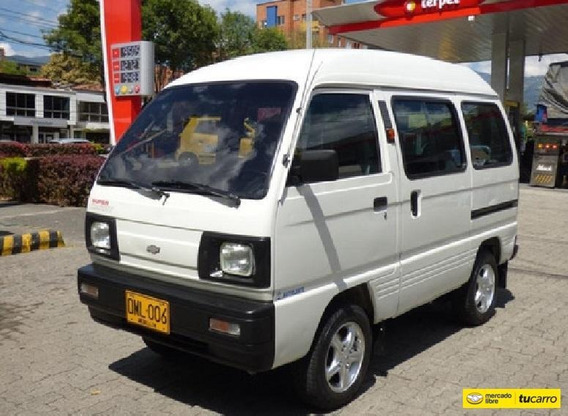 Chevrolet Super Carry Pasajeros