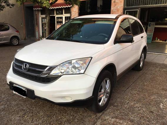 Honda Cr-v 2.4 Lx At 2wd (mexico) 2012