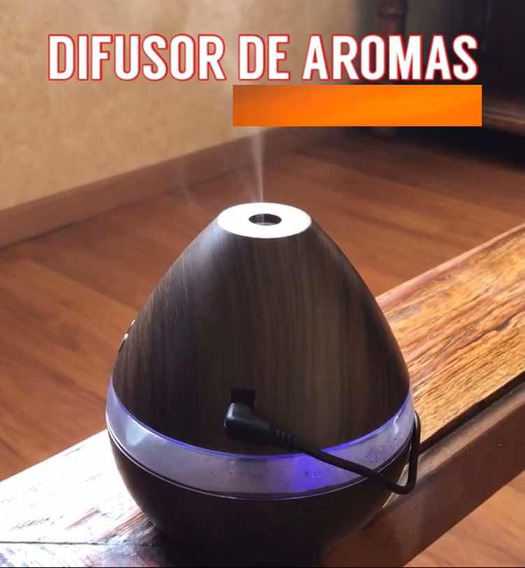 Difusor De Aromas 300ml (con Luz Led)