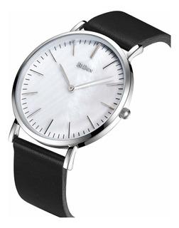 Ids Home Reloj Para Hombre Color Plata