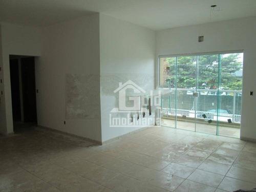 Apartamento Com 3 Dormitórios, 90 M² - Venda Por R$ 280.000 Ou Aluguel Por R$ 1.300/mês - Residencial E Comercial Palmares - Ribeirão Preto/sp - Ap3696