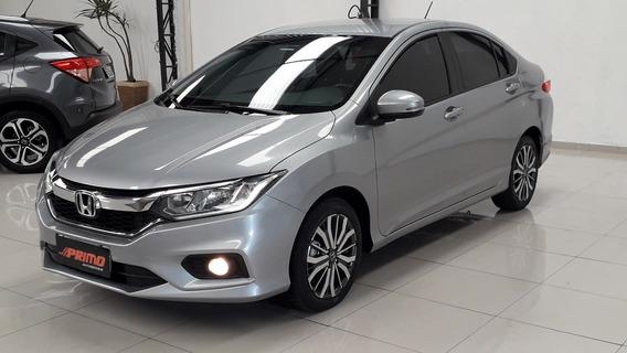Honda / City 1.5 Ex 16v 2018 Único Dono 61,999