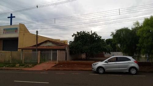 Terreno Padrão Em Maringá - Pr - Te0698_ands