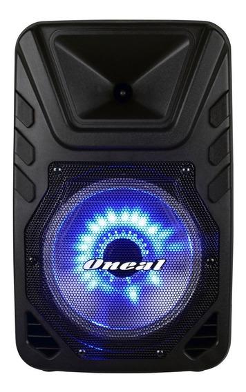 Caixa De Som Amplificada Acústica Oneal Omf 425 110w Preta