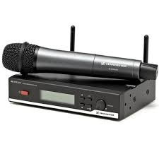 Microfone Sennheiser Xs Wireless E835 Sound