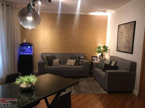 Imagem 1 de 9 de Lindo  Apartamento  Com Vaga Livre!!!! - St15792