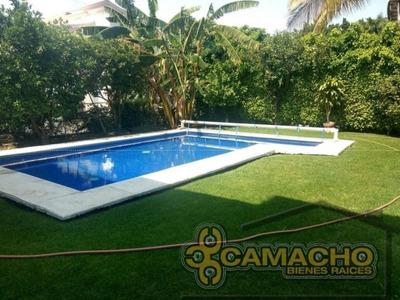 Cómoda Casa En Venta En Lomas De Cocoyoc Olc-0679