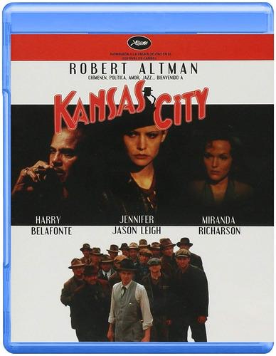 Imagen 1 de 3 de Kansas City Robert Altman Pelicula Blu-ray
