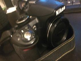 Câmera Nikon D3100 2 Lentes