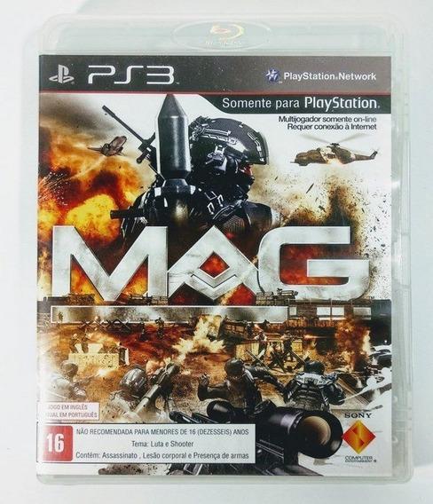 Jogo Mag Playstation 3 Ps3 Novo Lacrado Mídia Física