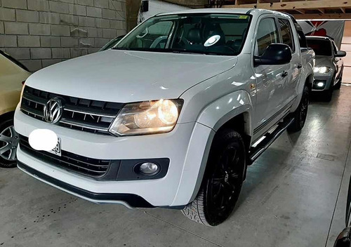 Volkswagen Amarok 2.0 Cd Tdi 180cv 4x2 Dark Label 2015