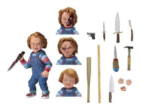 Boneco Chucky Brinquedo Assassino Figure Good Guys Neca Novo