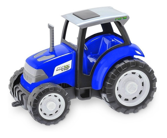Trator Brinquedo Maxx Rural Criança Infantil