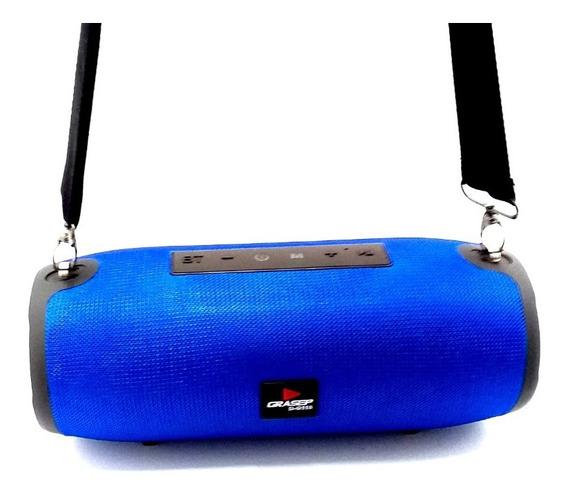 Caixa De Som Bluetooth 30w D-g118 - Grasep Extreme