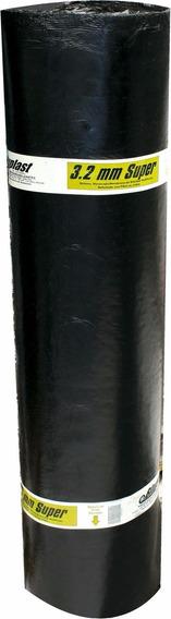 Manto Asfaltico 3,2mm Reforzado 10 M2 Bituplast