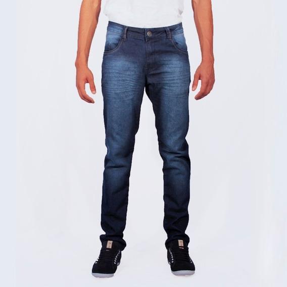 Calça Jeans Sandro Clothing Azul Escuro