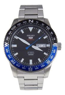 Reloj Seiko Srp659 K1 5 Sports Automatico Acero W100m