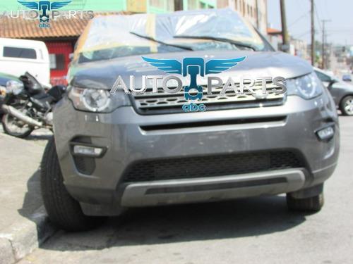 Range Rover Sport 2016 Sucata Baixa Permanente