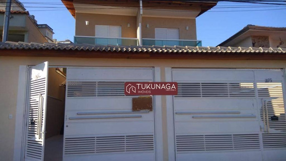Sobrado Com 3 Dormitórios Para Alugar, 200 M² Por R$ 3.500/mês - Gopoúva - Guarulhos/sp - So0782