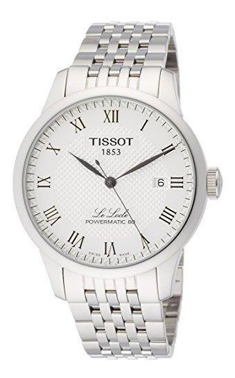 Tissot Mens Le Locle Powermatic 80 - T0064071103300