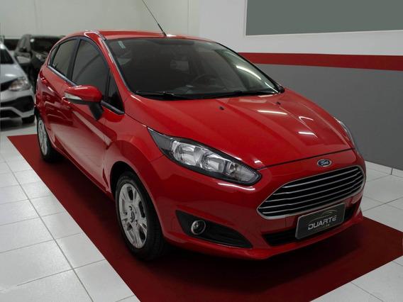 Ford Fiesta Hatch 2017 1.6 Sel Automático - Igual A 0km !