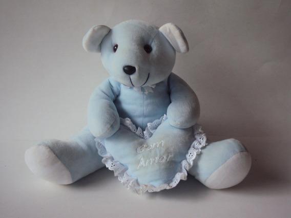 Urso Azul - Usado - F(3386)