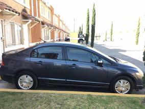Honda Civic Ex Hybrid Cvt 2008