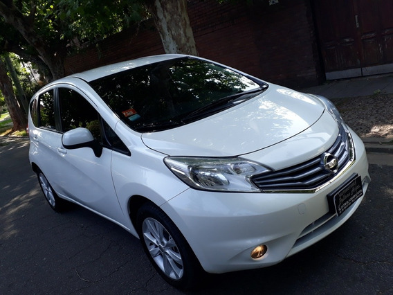 Nissan Note Exclusive Caja Cvt Pure Drive Año 2015