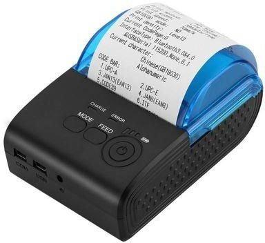 Kit 10 Impressoras Térmica Portátil Via Bluetooth - M5805