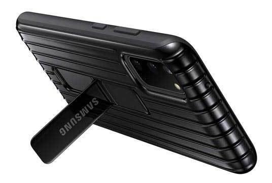Capa Galaxy S20 Standing Pto - Samsung - Ef-rg988cbegbr