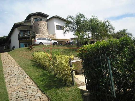 Chácara Com 5 Dormitórios À Venda, 3000 M² Por R$ 2.990.000,00 - Monterrey - Louveira/sp - Ch0071