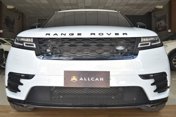 Land Rover Velar 2.0 R-dynamic P300 Branca 2018/19