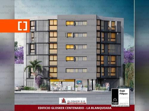 Venta De Apartamento Obra Construcción 1 Dormitorio En La Blanqueada, Glosker Centenario Unidad 504