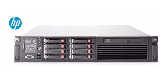 Servidor Hp Proliant Dl380 G6 Intel Quad 64gb 4x300gb Hd Sas