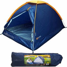 Barraca Camping 2 Pessoas Nautika Panda 600mm Piso Termico