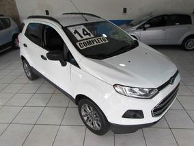 Ford Ecosport 1.6 Se Flex 2014 Completo + Rodas De Liga