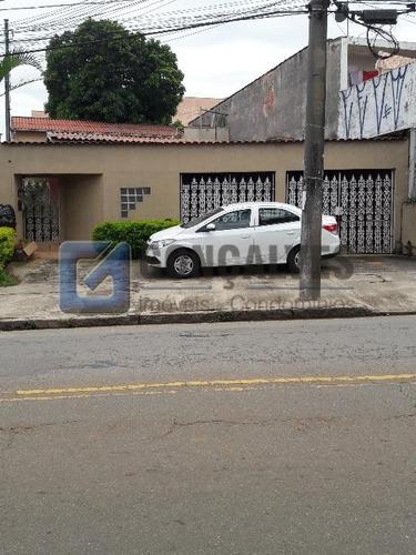 Venda Casa Terrea Santo Andre Vila Apiai Ref: 82527 - 1033-1-82527