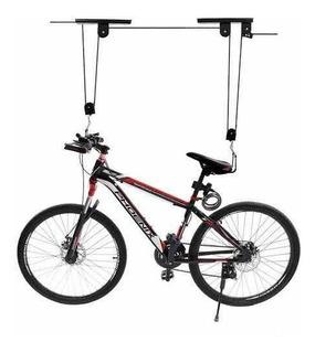 Sujeta Soporte Para Colgar Techo Bicicleta De Ruta Candado