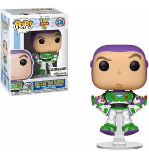 Funko Pop Buzz Lightyear Toy Story 4 Disney Exclusivo