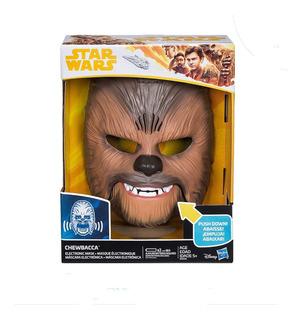 Star Wars: Mascara Electrónica Chewbacca