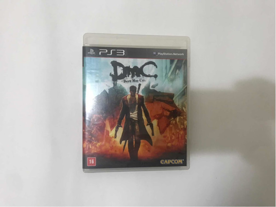 Dmc Devil May Cry Para Ps3