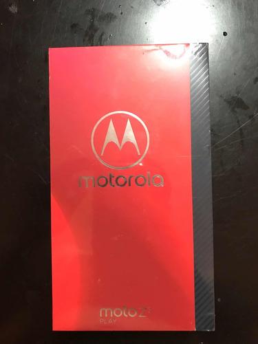 Moto Z3 Play Nuevo Y Libre