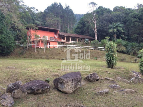 Imagem 1 de 7 de Sítio À Venda, Com 4 Alqueires Por R$ 1.200.000 - Zona Rural - Pindamonhangaba/sp - Si0164