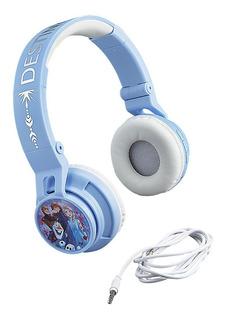 Auriculares Inalambrico Mic Disney Frozen 2 - Original Usa