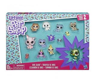 Littlest Pet Shop Pack Escuadron De Divas