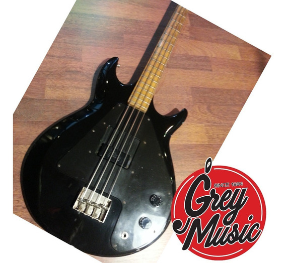 Bajo Gibson Grabber Negro Original Excelente Estado